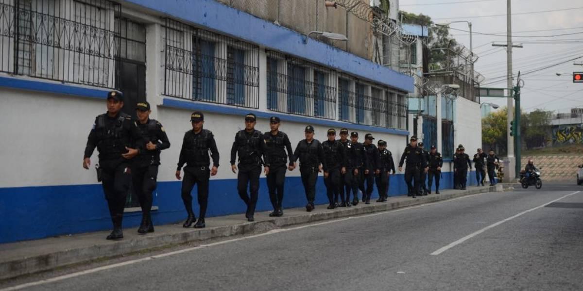 Internos del centro correccional Gaviotas intentan amotinarse