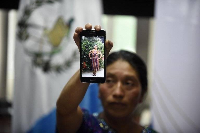 Claudia Gómez, migrante asesinada en Estados Unidos