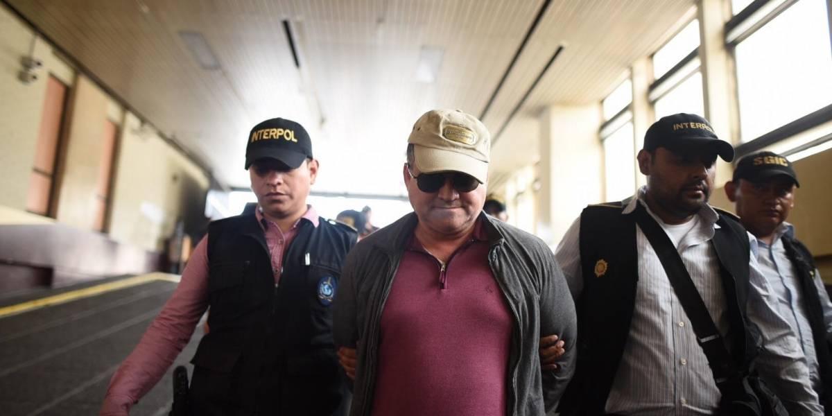 Caso Industria Militar: Capturan al coronel Carlos Mejía
