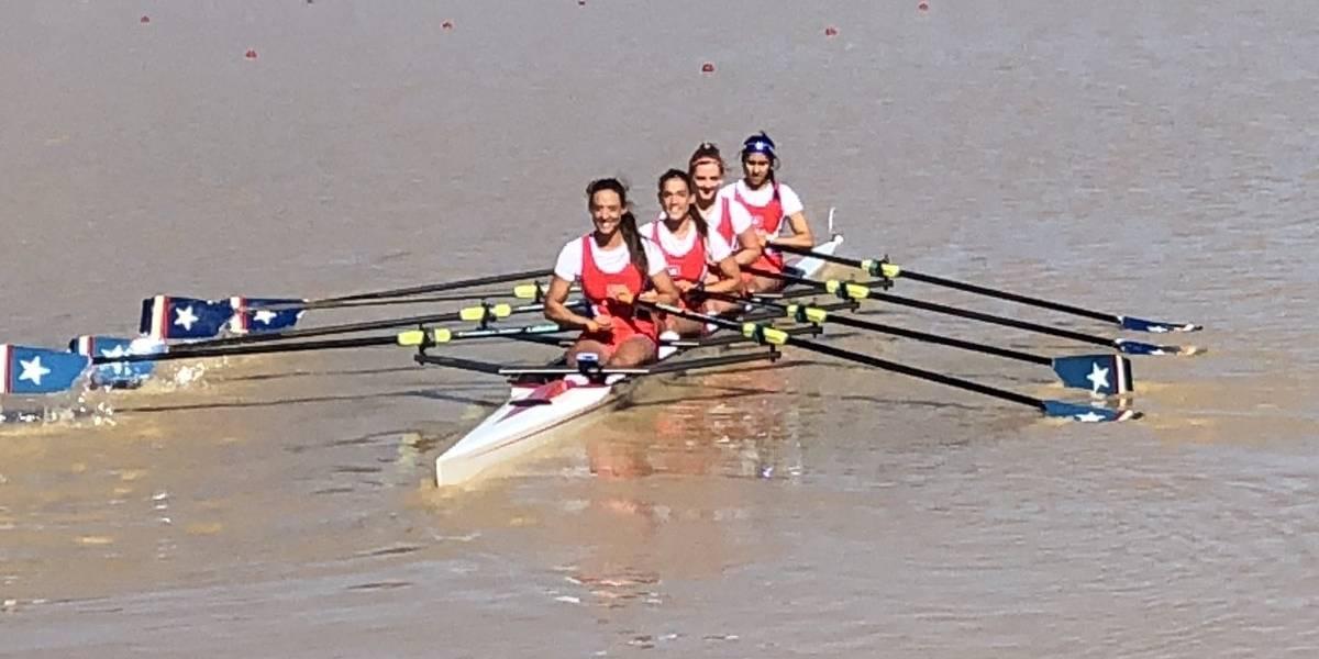 Mellizas de oro: Hermanas Abraham ganan todas sus competencias en los Juegos Suramericanos