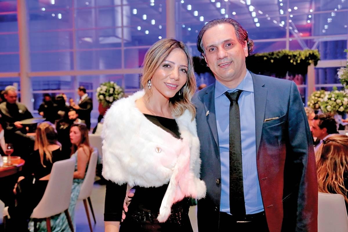 Maria Carolina e Cássio Mota Anna Castelo Branco