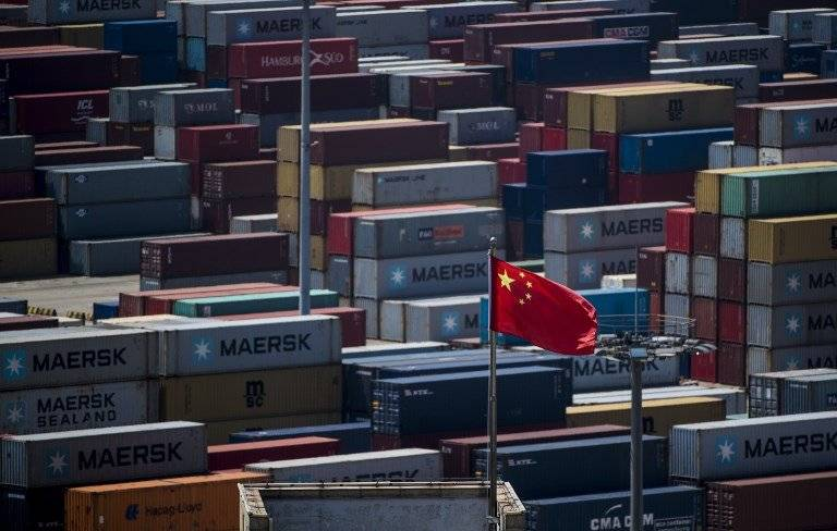 Disputa comercial entre China y Estados Unidos