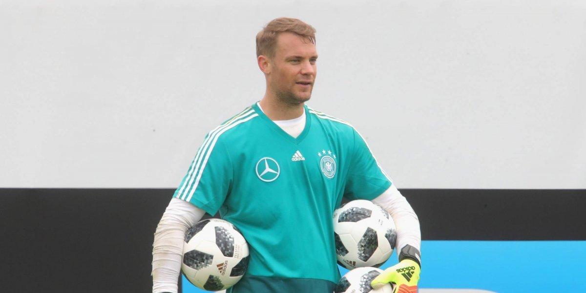 Manuel Neuer disputará un juego a nueve meses de su lesión