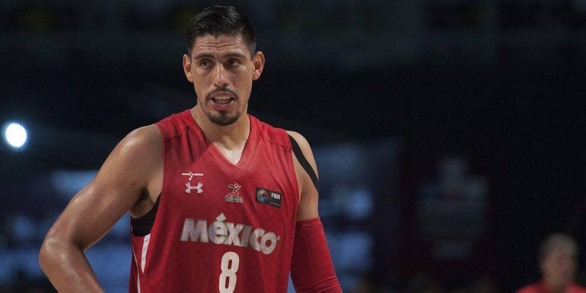 Gustavo Ayón reaparece en una convocatoria de la Selección Mexicana de basquet