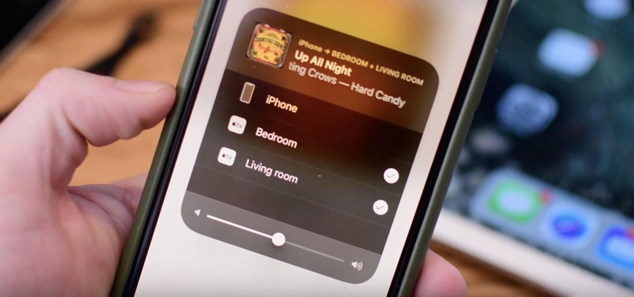 iOS airplay