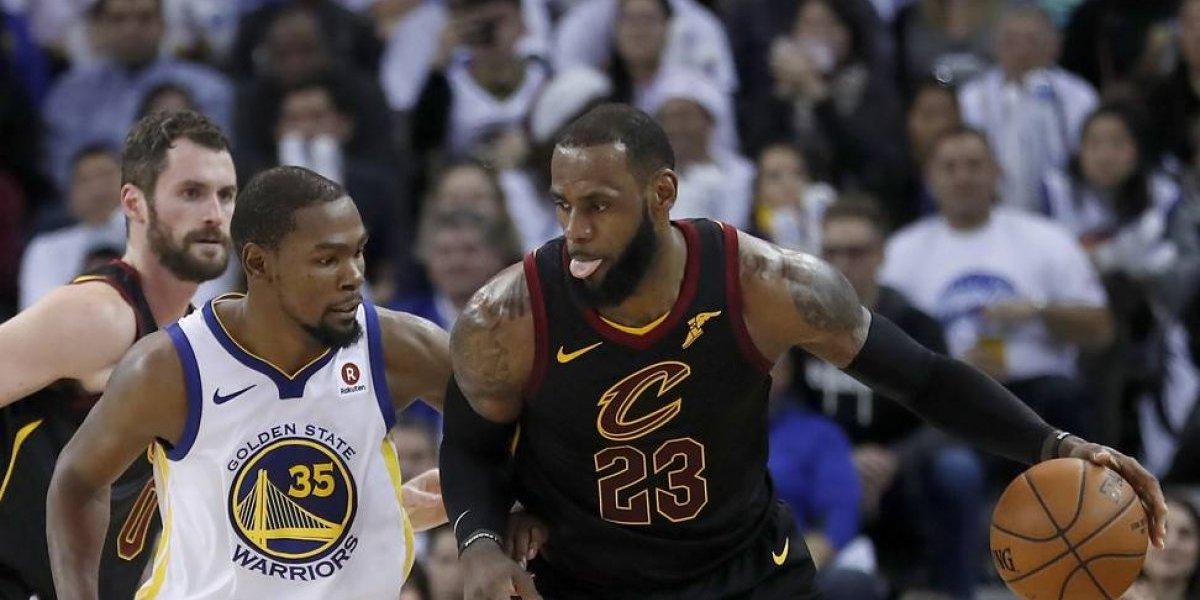 Warriors-Cavaliers: Una serie con sabor a revancha