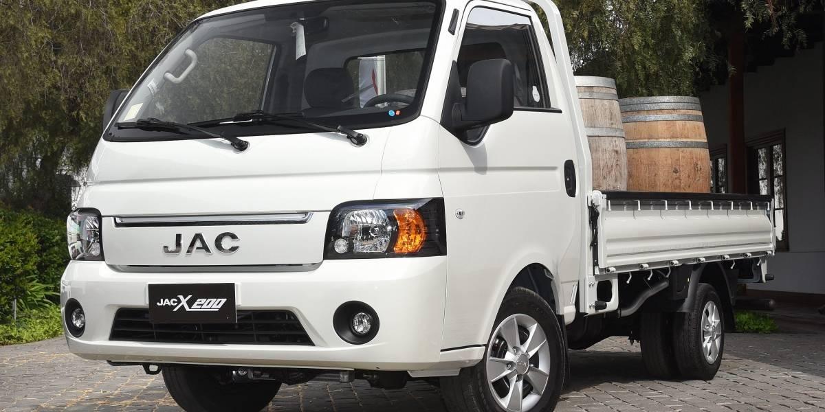 En la Expo Mayorista, JAC Motors enfatiza sus modelos para el rubro de reparto