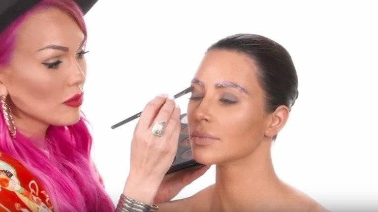Transformación Kim Kardashian