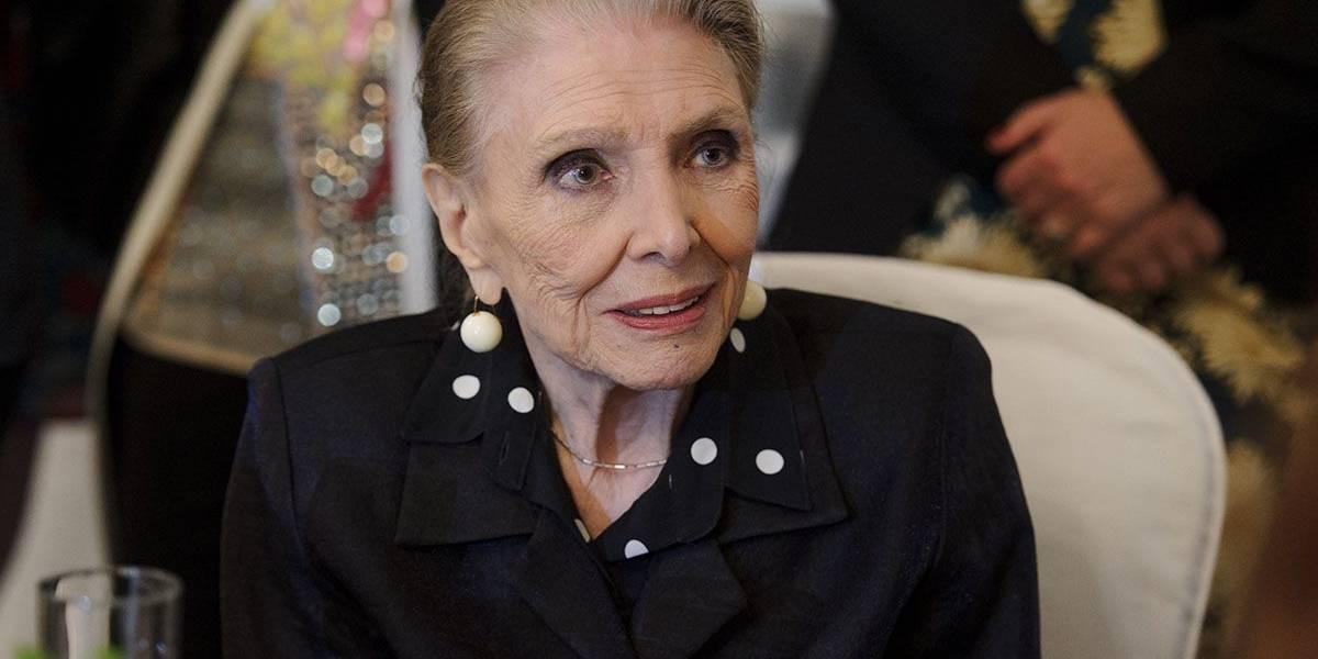 Fallece la cantante y actriz María Dolores Pradera a los 93 años
