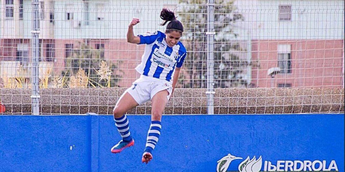 VIDEO. Gol de Ana Lucía es nominado al mejor de la Liga femenina de España