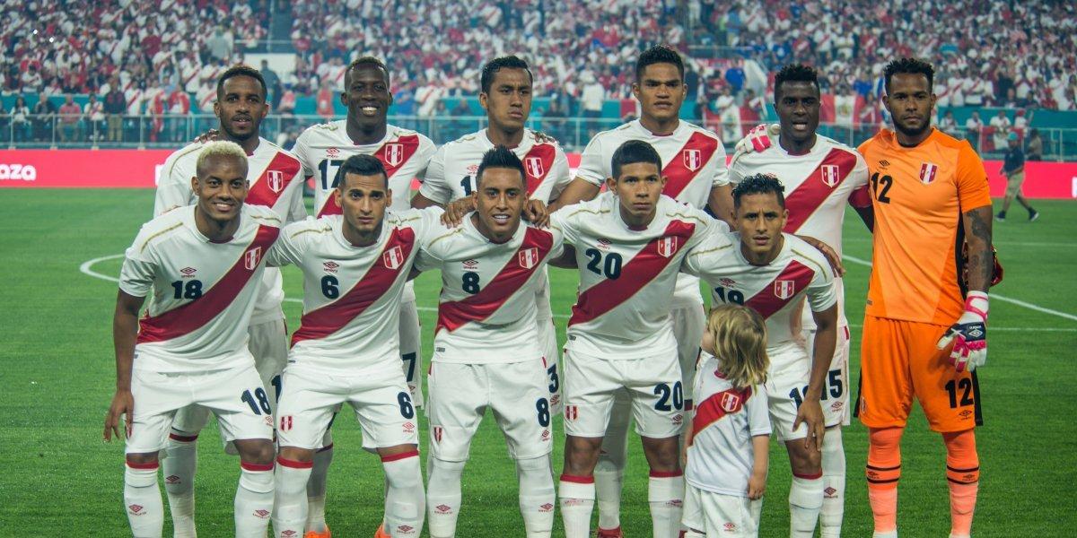 Con fiesta y a estadio lleno, Perú se despide ante Escocia, en Lima