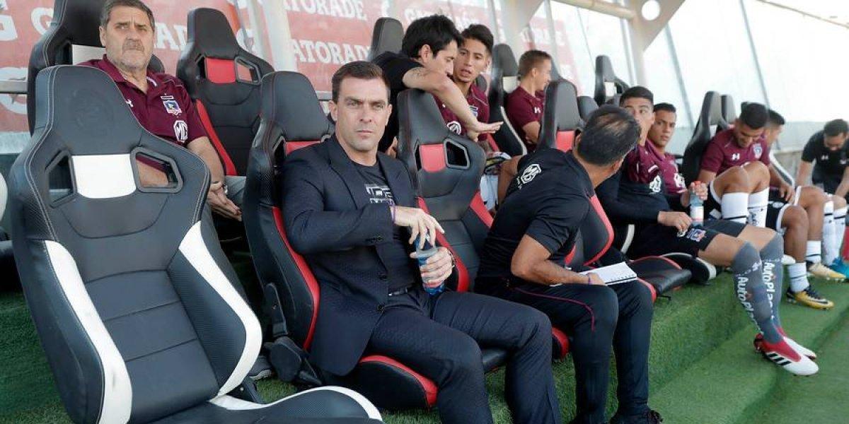 "Guede le roba a un integrante del staff técnico a Tapia y asoma un ""histórico"" como reemplazante"