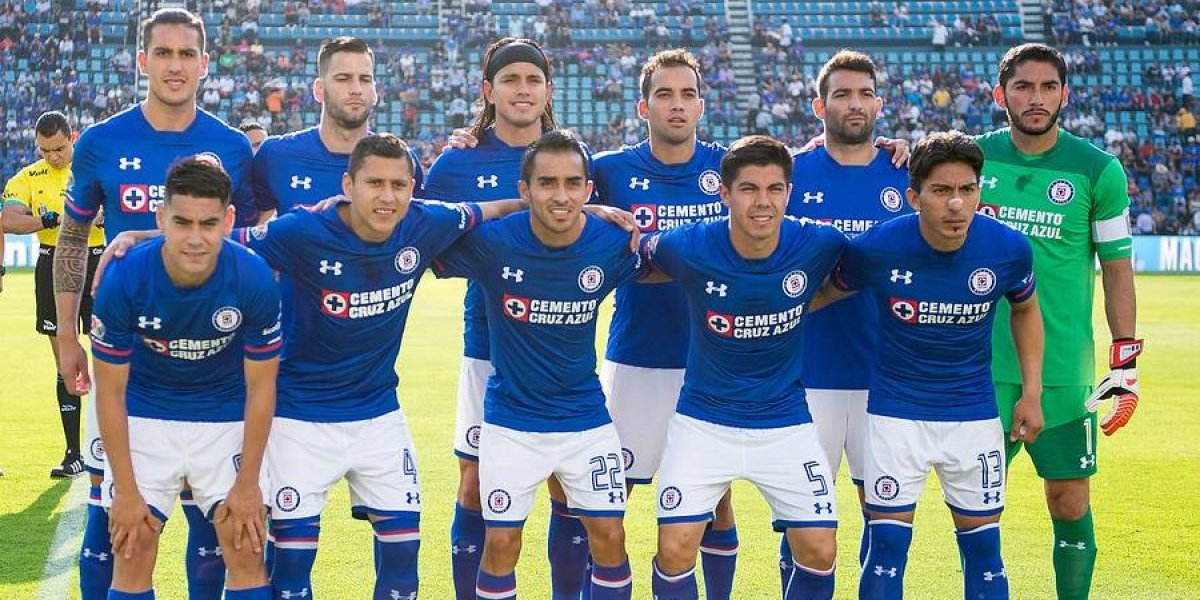 Cruz Azul se deshace de sus chilenos tras mala campaña en el fútbol mexicano