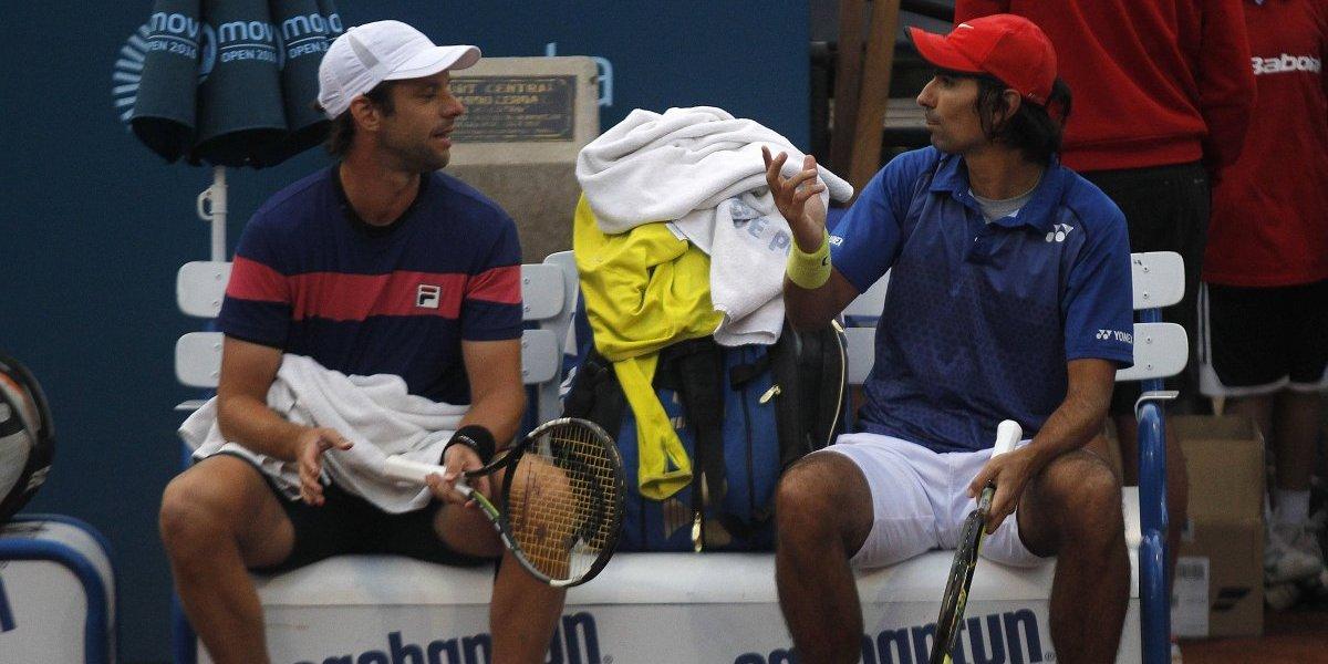 Debut y triunfo de Zeballos en Roland Garros