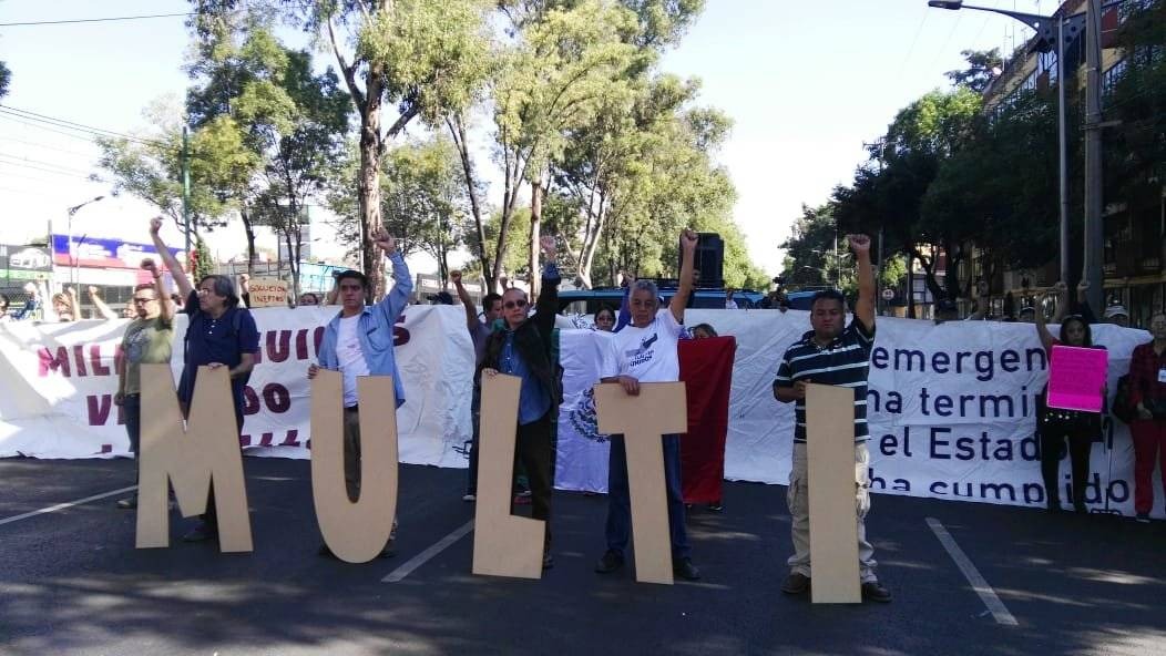 Los vecinos afectados bloquearán cinco avenidas importantes de la capital. Foto: Especial