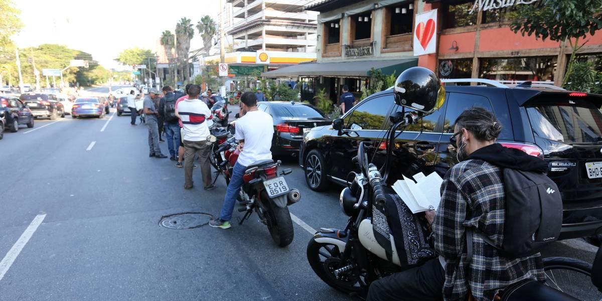Greve dos caminhoneiros: veja como foi a volta da gasolina aos postos