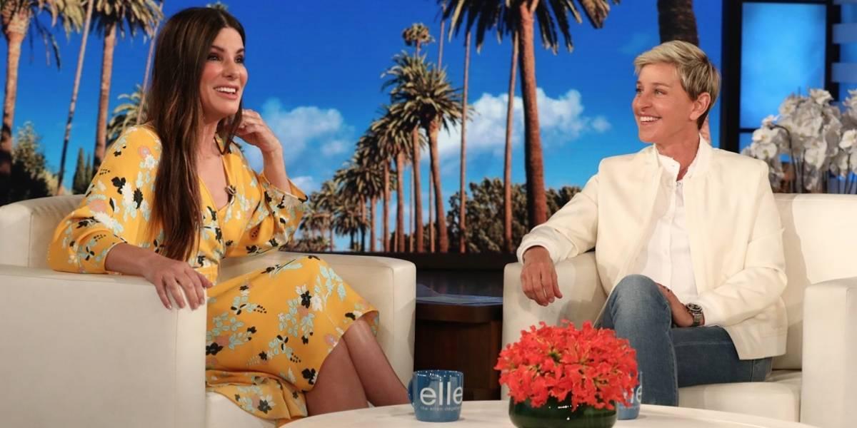 Sandra Bullock revela que fez tratamento facial com pele de prepúcio de bebês