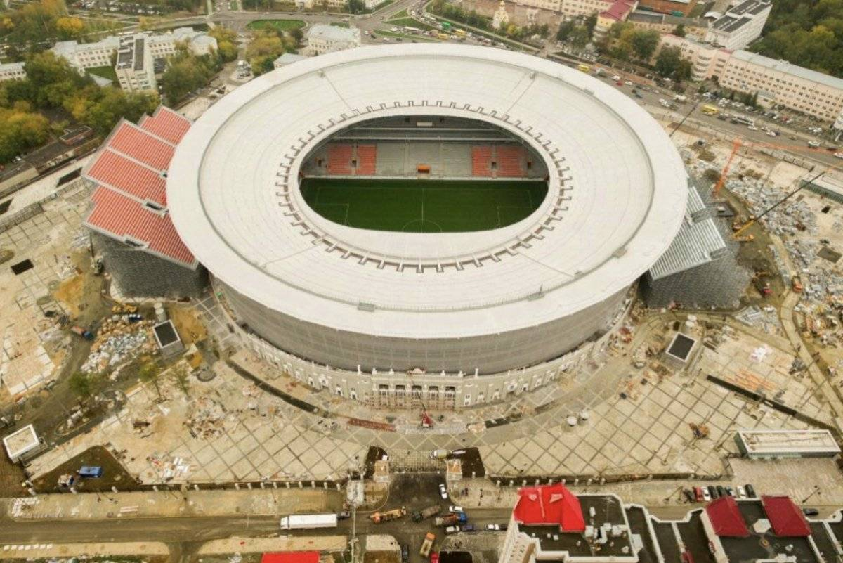 Ekaterinburg Arena Twitter