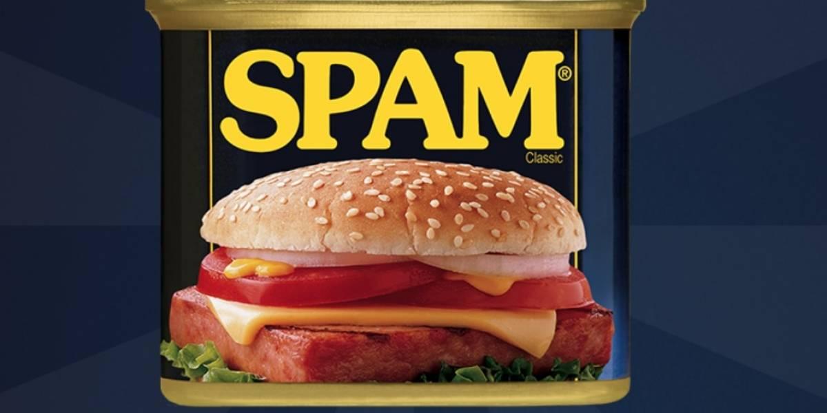 No se afecta P.R. por el recogido de productos SPAM