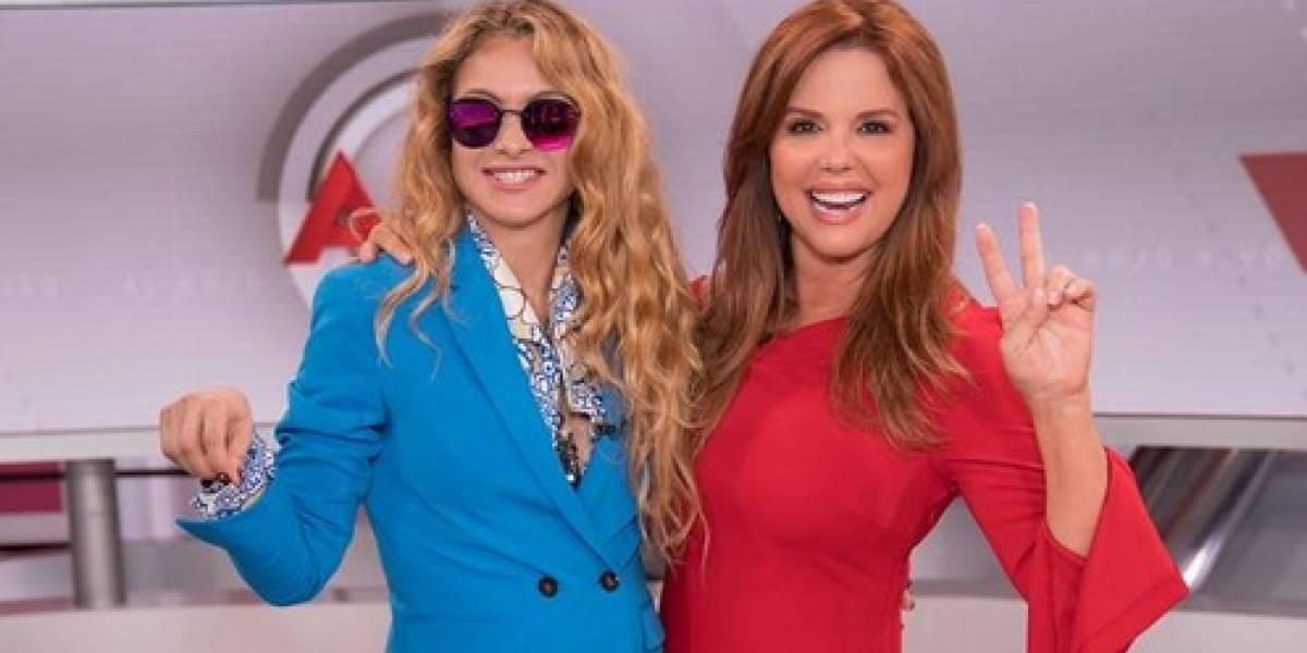 Paulina se convierte en la madrina de Al Rojo Vivo
