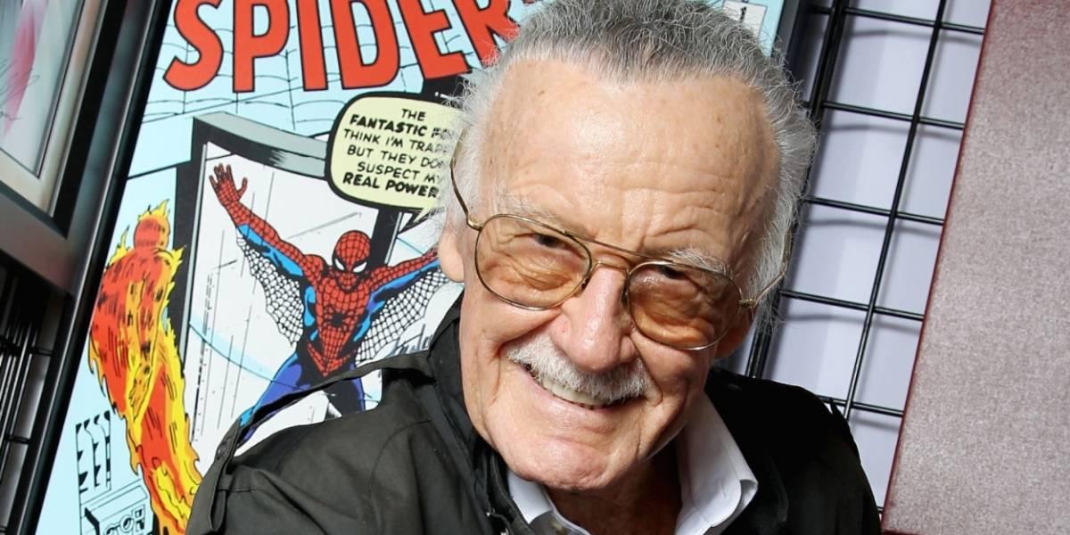 Hija de Stan Lee demanda a compañía fundada por su padre