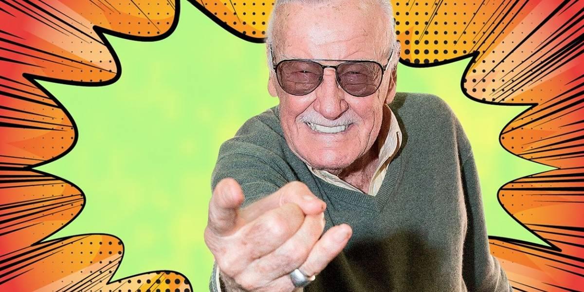 Famosos reaccionan a la muerte de Stan Lee en redes sociales