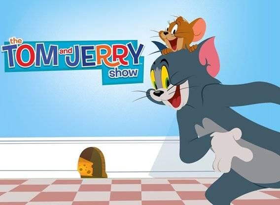 Caricaturas Tom & Jerry