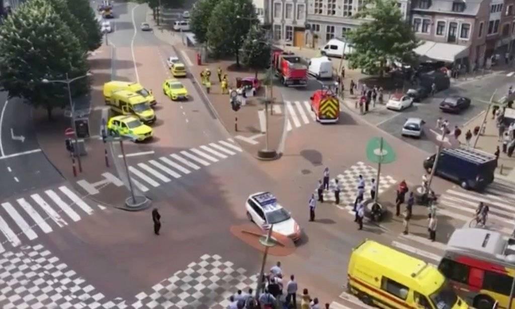 Ataque en Bélgica