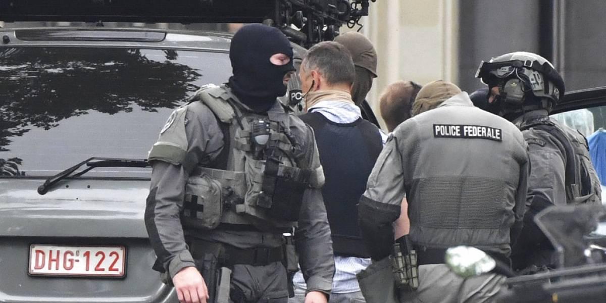 Ataqueen ciudadbelga de Liejadeja al menos tres muertos
