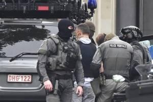 Ataque en Lieja, Bélgica