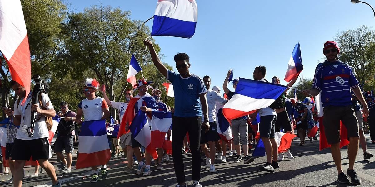 Terrorismo faz França vetar telões nas ruas durante a Copa