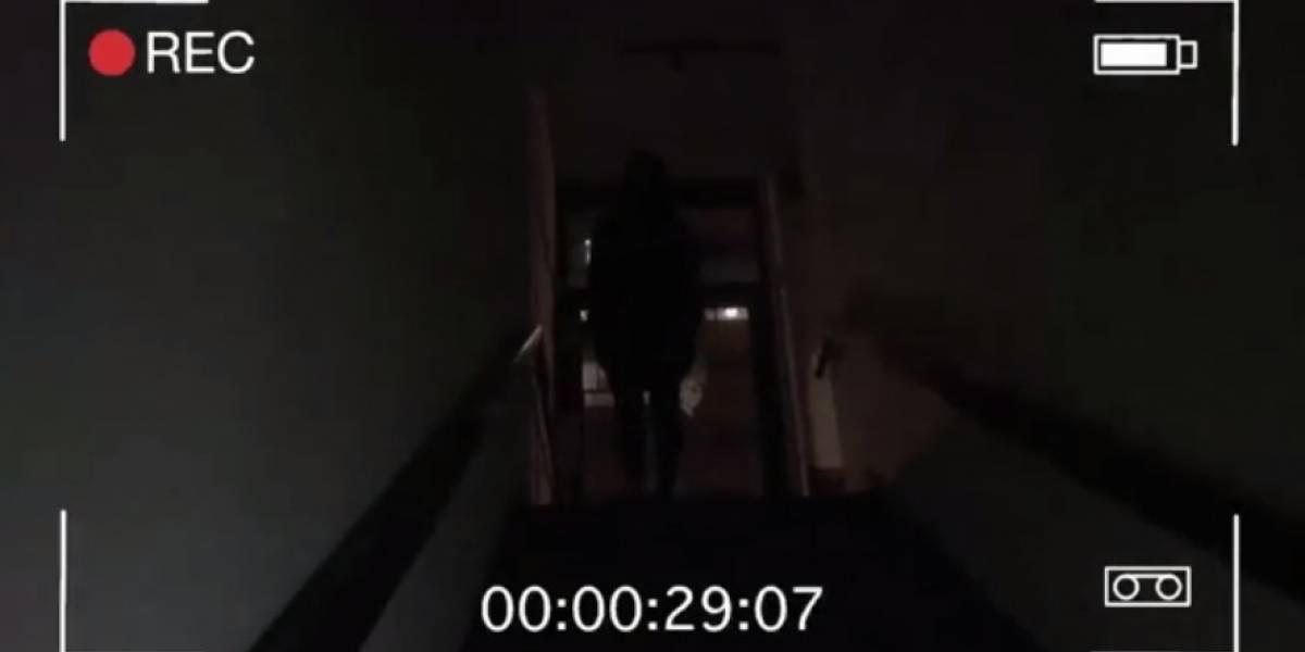 """Los aterradores videosde la """"actividad paranormal"""" en el Teatro Nacional de Colombia"""