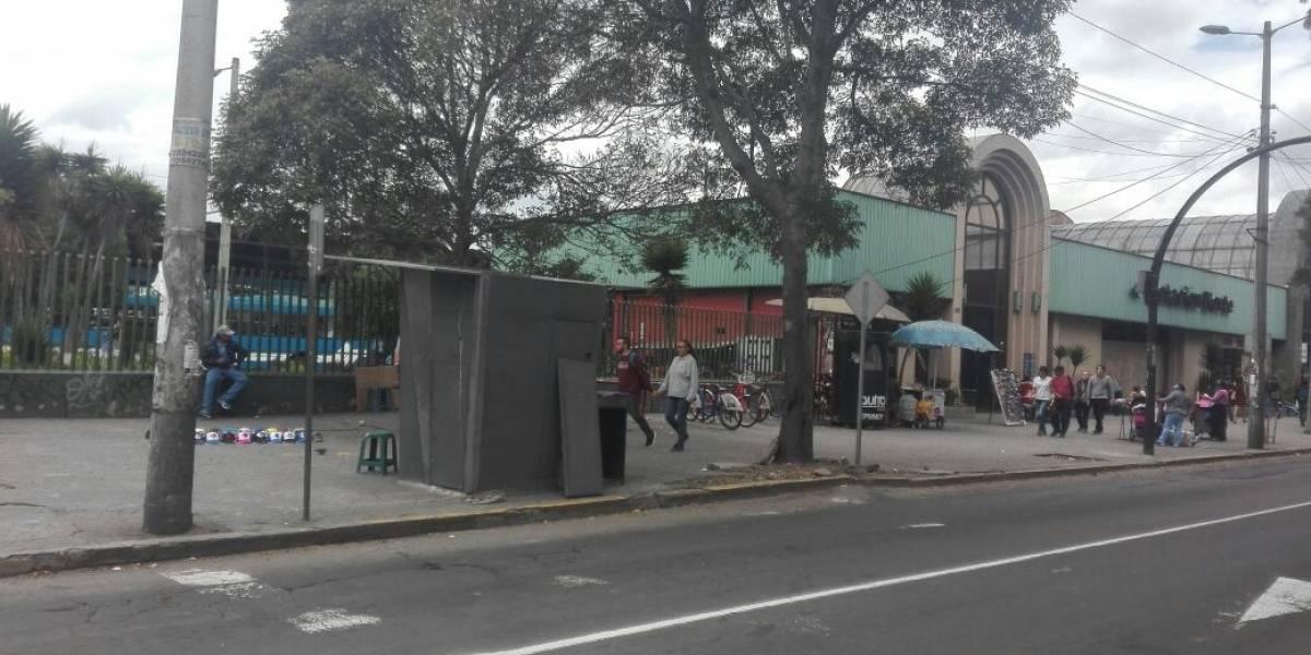 Traslado de la estación del Trole 'La Y' no ayuda a comerciantes