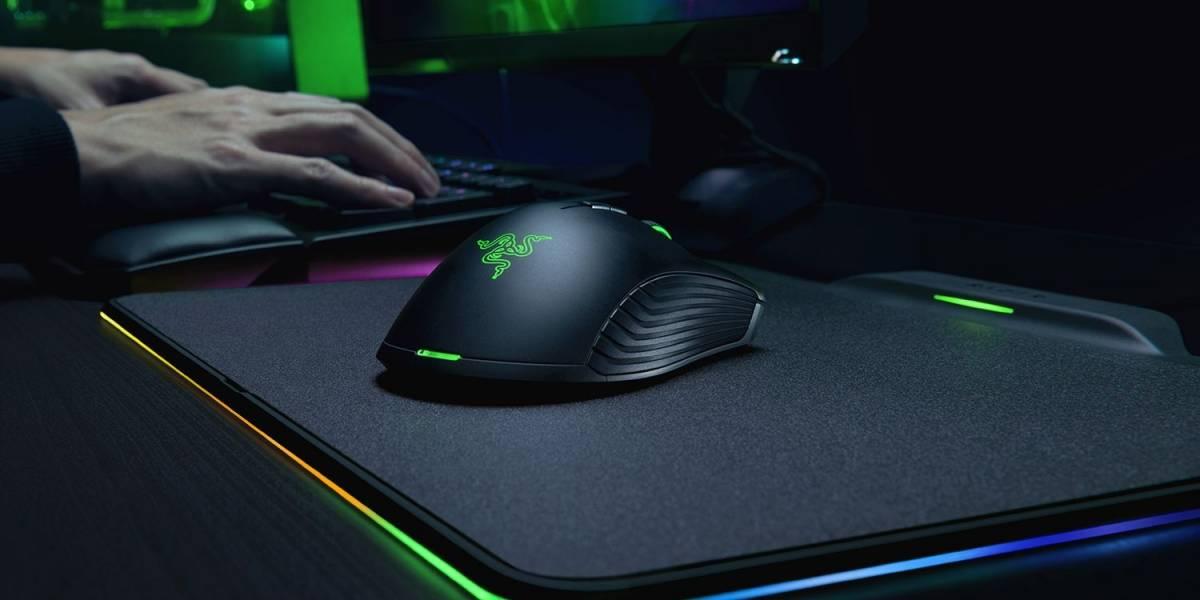 Novo mouse funciona apenas com energia gerada por campo eletromagnético