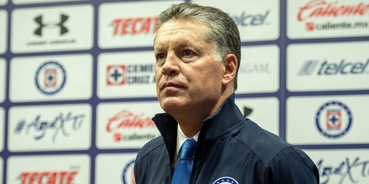 Transferibles de Cruz Azul fueron elegidos por cuestiones deportivas