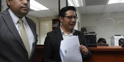 Acción Ciudadana presenta amparo contra Ministro de Gobernación por restringir acceso a la información