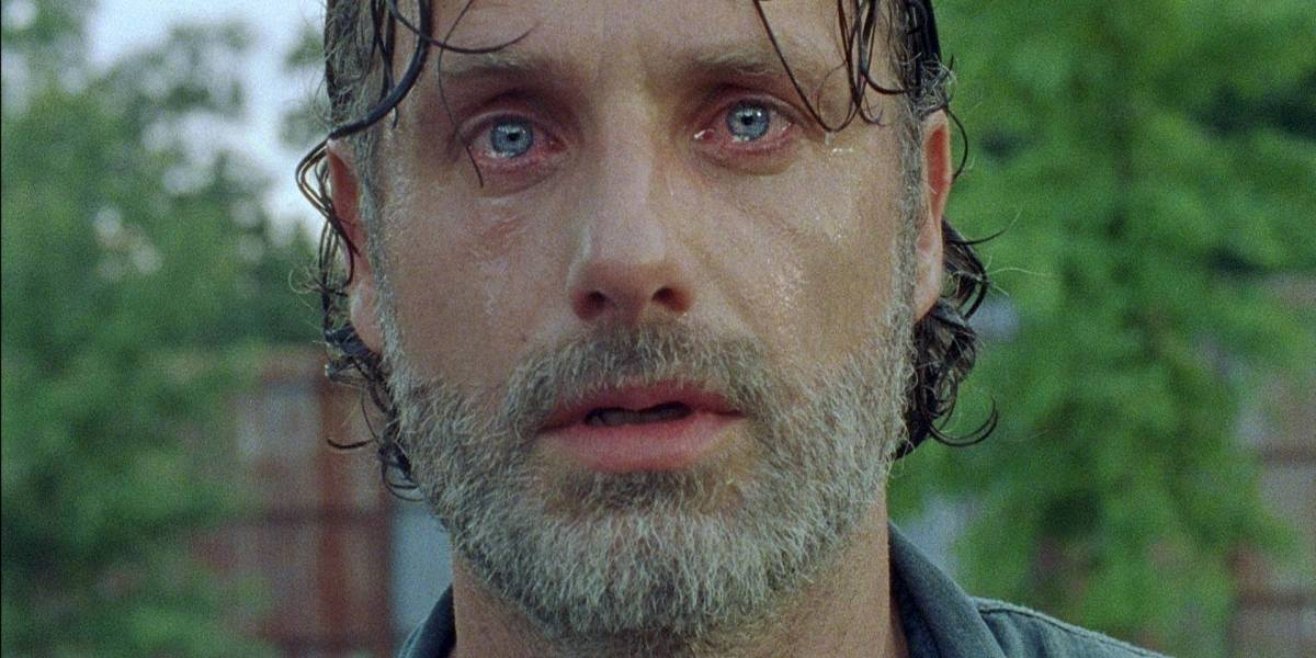 The Walking Dead: Andrew Lincoln, o Rick Grimes, deixará a série na 9ª temporada