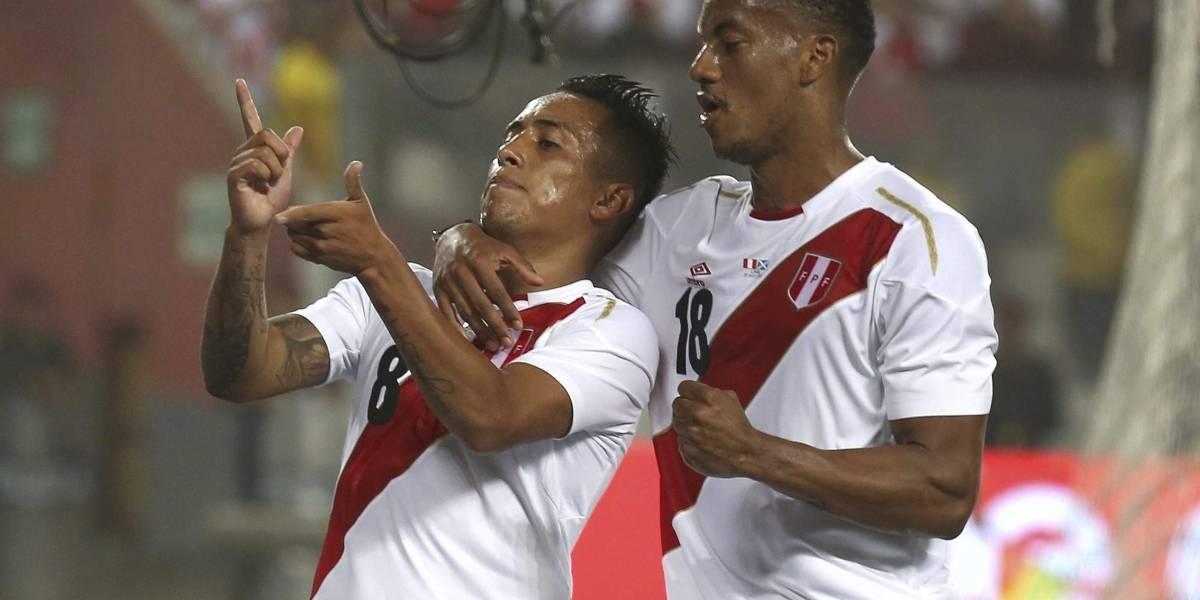 Perú sigue vivo sin Paolo Guerrero: Derrotó a Escocia y llegó a trece partidos invictos