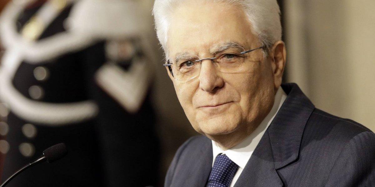 Italia vive la más grave crisis política en la historia reciente