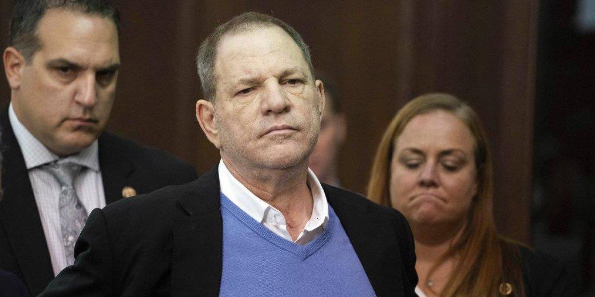 Harvey Weinstein no declarará ante jurado en caso de violación