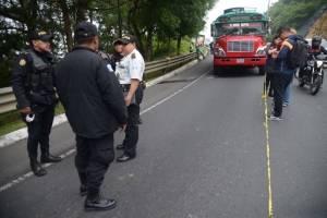 Ataque a bus de Cuilapa