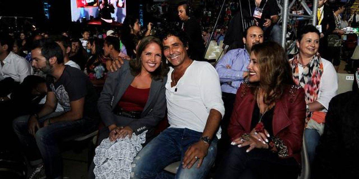 Juan Falcón se integra a teleserie de Mega