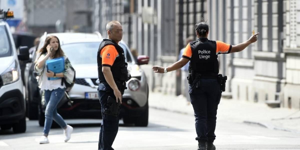 """Bélgica califica de """"asesinato terrorista"""" el mortal ataque en Lieja"""