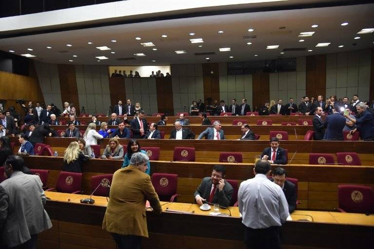 Parlamento de Paraguay