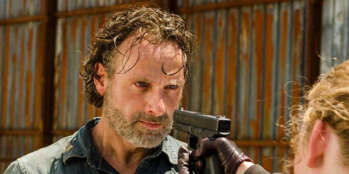 """¿Y ahora qué?: Andrew Lincon deja el elenco de """"The Walking Dead"""""""