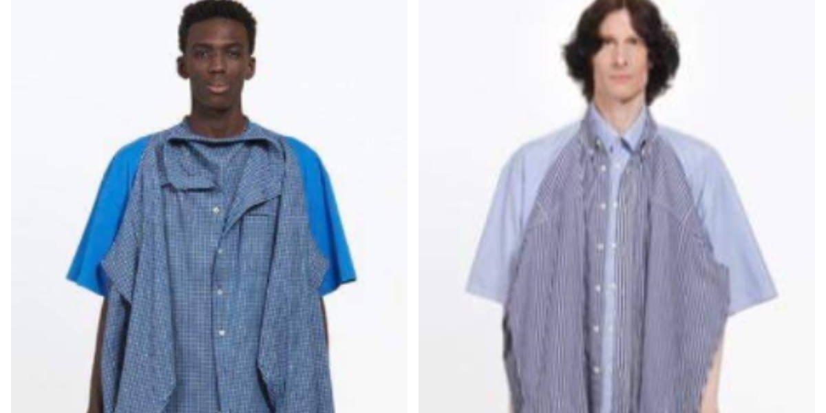 """""""¿Es una broma?"""": la camisa-camiseta increíblemente rara que vende una exclusiva tienda y que tiene un precio que muy pocos pueden pagar"""