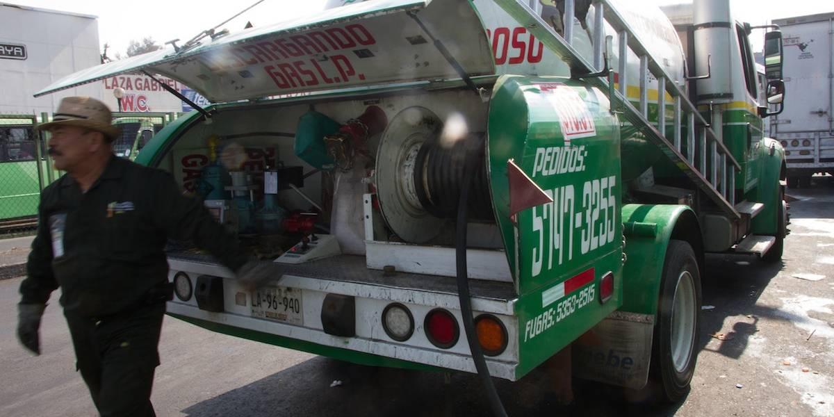Robo de gas LP deja pérdidas por hasta 40 mdp a empresas: Amexgas
