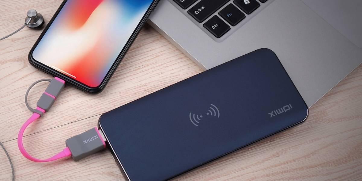5 increíbles cargadores inalámbricos para tu smartphone