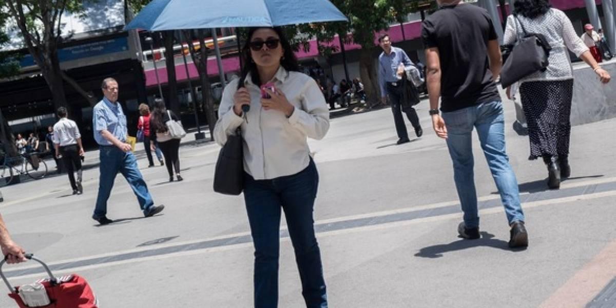 Prevén clima muy caluroso en 29 estados de México