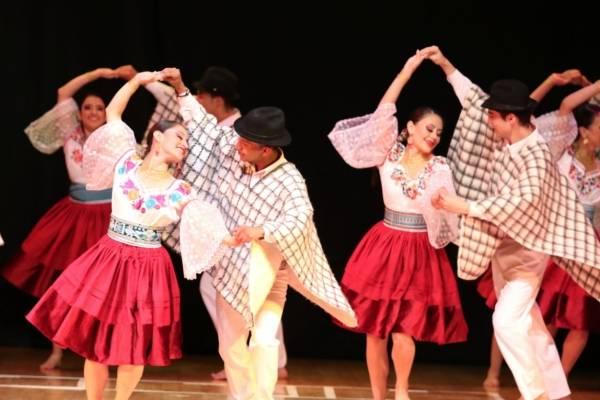 Noches del Folclor Colombiano